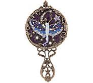 Kirks Folly Morgana Fairy Hand Mirror - H217347