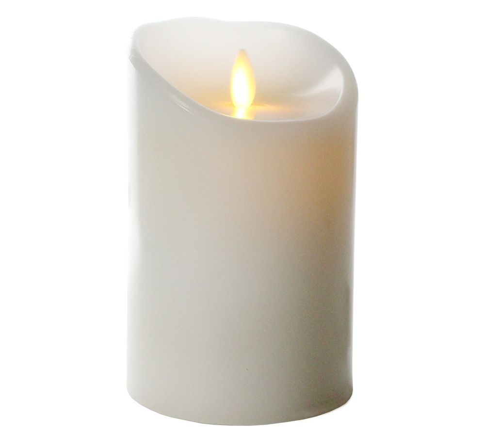 flameless candles with timer luminara 5 quot flameless unscented candle with timer page 1 28703