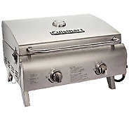 Cuisinart Chefs Style Tabletop Gas Grill - H283347