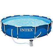 12 x 30 Metal Frame Pool - H289247