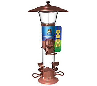 Radiance 1.5 lb Metal Tube Bird Feeder (H349747) photo