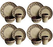 Mehndi 16-Piece Dinnerware Set - H368247