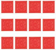 HomeWorx by Harry Slatkin Set of 12 Holiday Wax Meltables - H216048