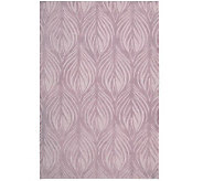 Home Reflections Handtufted 73 x 93 BloomsRug - H350048