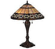 Tiffany Style 25H Ilona Table Lamp - H355948