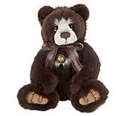 Charlie Bears Collectible 15.5 Jan Plush Bear - H215649