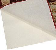 Royal Palace 74 x 92 Non-Slip Rug Padding for Hard Floors - H07350