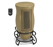 Lasko Designer Series Oscillating Ceramic Heater with Remote - H149050