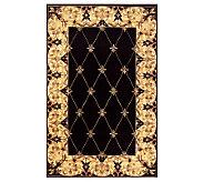 Momeni Maison Flowing Trellis 53 x 8 Handmade Wool Rug - H161450