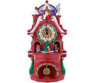 Hallmark Keepsake Tabletop Magic Cuckoo Clock - H214650