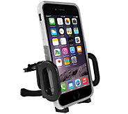 Adjustable Car Vent Holder Mount for iPhone/smartphone - H290850