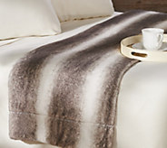 Casa Zeta-Jones The Audrey 50 x 70 Faux Fur Throw - H213151