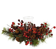 Holiday Candelabrum by Nearly Natural - H302151
