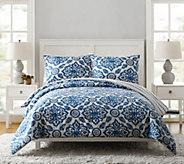 Vera Bradley Stitched Medallions Twin/XL Comforter 2-Piece Set - H327552