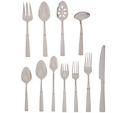 Lenox 18/10 Stainless Steel 90-Piece Service for 12 Flatware Set - H214453