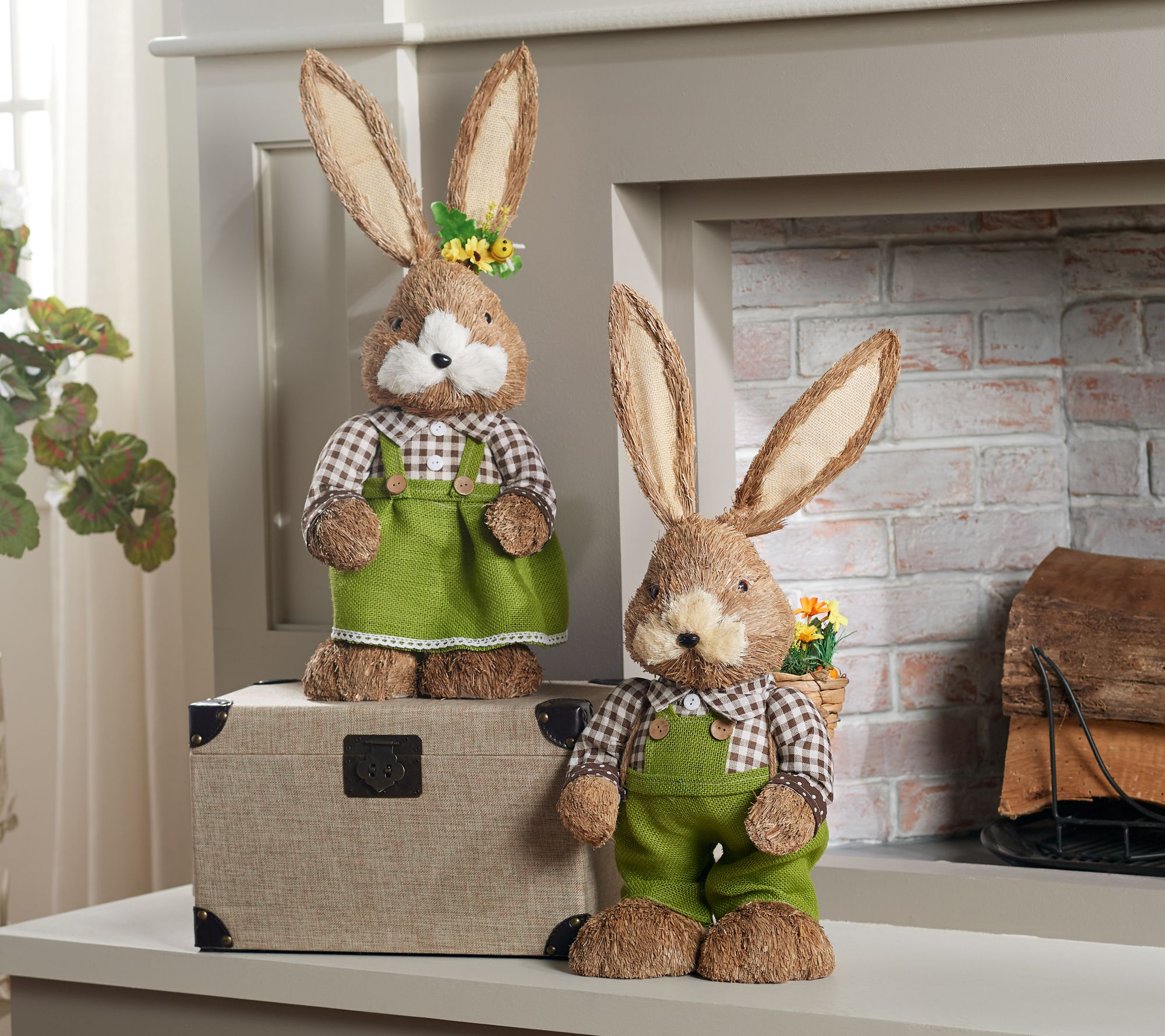 Bunny Rabbits Cute Fun Animal Women Teen Girls Casual Ankle Socks Easter Gifts