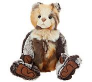 Charlie Bears Collectible 12 Mattie Plush Bear - H215654