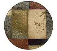 Sphinx Collage 78 Round Rug by Oriental Weavers - H355354