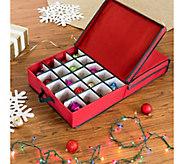 Honey-Can-Do Large Adjustable Ornament Storage - H356954