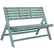 Safavieh Luca Folding Bench - H367454