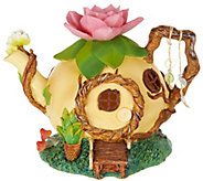 Hallmark Indoor/Outdoor Fairy Garden House - H210155