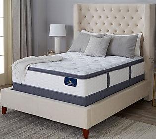 Serta Perfect Sleeper Elite Super Pillowtop Full Mattress Set