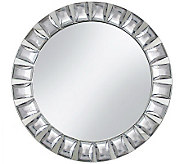Mirror Charger Plate with Big Beads - H368255