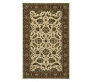 Momeni Persian Floral 8 x 10 Power-Loomed Wool Rug - H162856