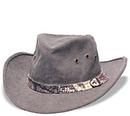 e655f886 Physician Endorsed Smithsonian Institute CanvasOutback Hat - H312956