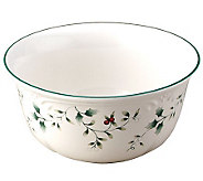 Pfaltzgraff Winterberry Set of 4 Deep Soup/Cereal Bowls - H363356