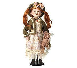 Ellis Island Collection of Porcelain Dolls -