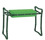 Plow & Hearth Large Garden Kneeler/Seat - H288357
