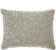 Studio NYC Beaded Velvet 12 x 16 Throw Pillow - H302457