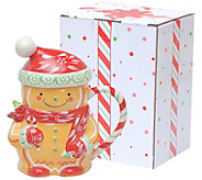 Temp-tations Winter Whimsy 16-oz Figural Mug - H308157