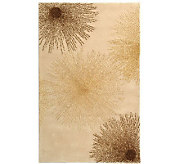 Soho 83 x 11 Abstract Handtufted Wool/Viscose Blend Rug - H178558