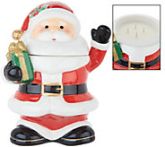 HomeWorx by Harry Slatkin Choice of Holiday Filled Figurals - H215858