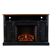 Antebellum Media Electric Fireplace - H291058