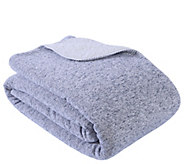 Berkshire Blanket Cozy Sweater Knit ReversibleKing Blanket - H295558