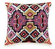 Vera Bradley 16 x 16 Dream Tapestry Pillow - H327858