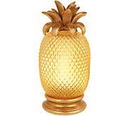 13 Illuminated Pineapple Luminary by Valerie - H216859