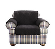 Sure Fit Cotton Duck Furniture Friend Pet Chair Throw - H174460