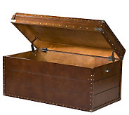 Home Reflections Steamer Trunk Coffee Table - H179760