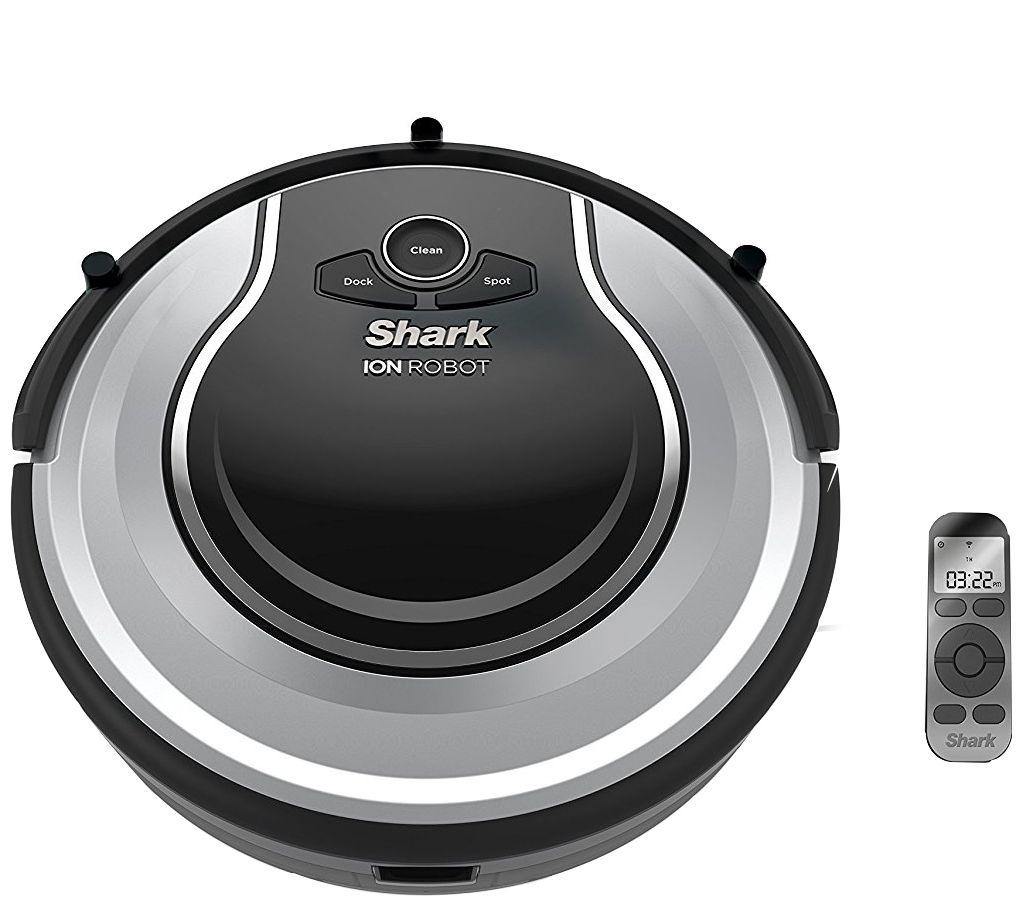 Shark ION ROBOT 720 Robotic Vacuum — QVC com