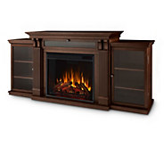 Real Flame Calie Electric Fireplace Entertainment Center - H295160