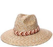 Physician Endorsed Adjustable Nola Milan StrawSun Hat UPF 50  - H312960