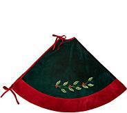 Charles Gallen Christmas Tree Skirt - H212161