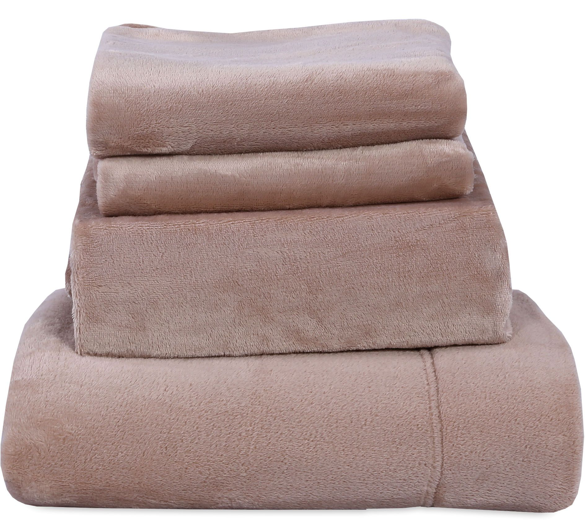b38297ae42 Berkshire Blanket Velvet Soft Cozy Twin Sheet Set - Page 1 — QVC.com