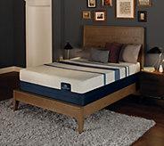 Serta iComfort Blue 300 Firm Queen Mattress Set - H293661