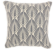 Studio NYC Leaves 20 x 20 Throw Pillow - H302461