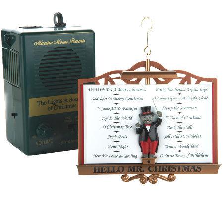 mr christmas lights and sounds of manual viewdulah co